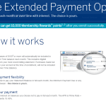 Extended Pay Option