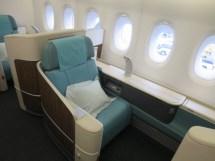 Trip Report Korean Air A380 Class York Jfk