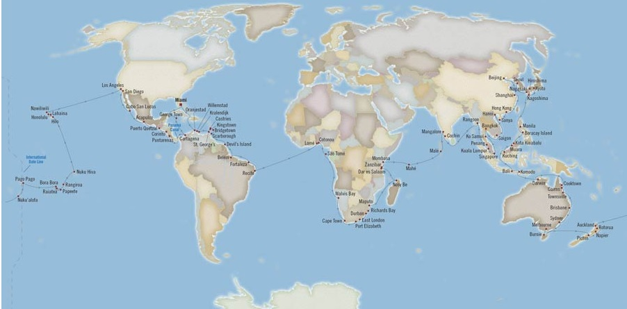 voyagemap