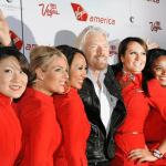 Virgin America Branson