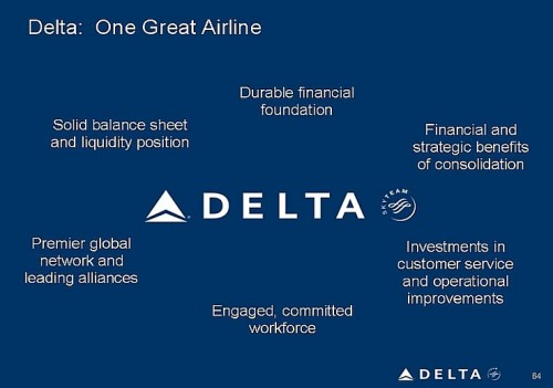 Delta 1 Great Airline