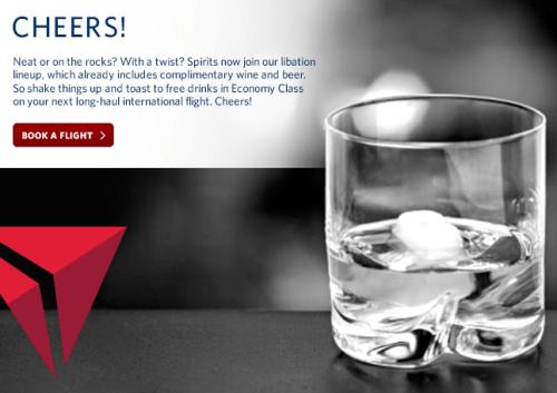 Delta Cheers