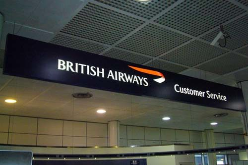BA Customer Service