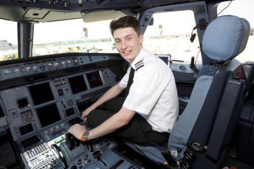 Youngest Pilot UK