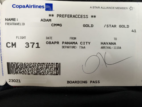 Copa Airlines Trip Report02
