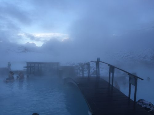 From a November 2015 visit to the Blue Lagoon in Iceland