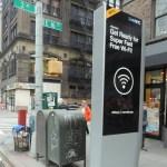 A Link Kiosk in New York City
