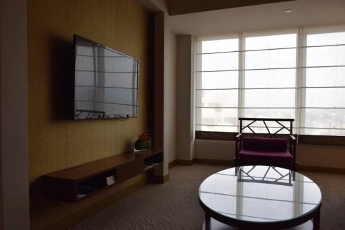 Grand Hyatt Taipei - Grand Suite Twin Living Room