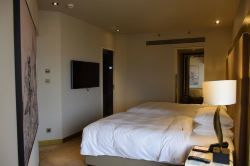 Grand Hyatt Taipei - Grand Suite Twin Bedroom
