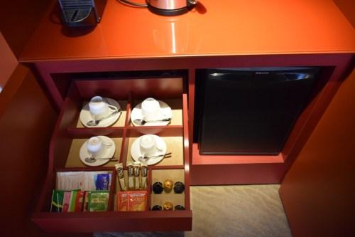 Grand Hyatt Taipei - Grand Suite Twin Coffee an Tea