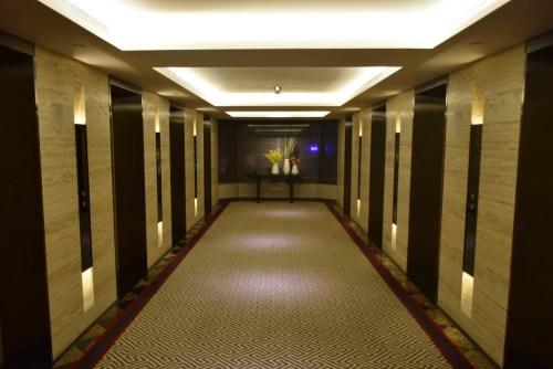 Grand Hyatt Taipei - Elevator Bay