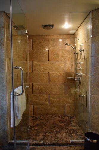 Conrad Bangkok Executive Twin Corner Room - Rain Shower