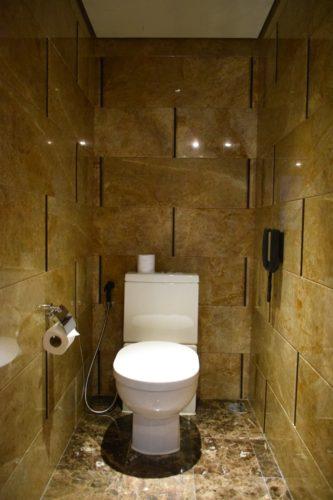 Conrad Bangkok Executive Twin Corner Room - Toilet