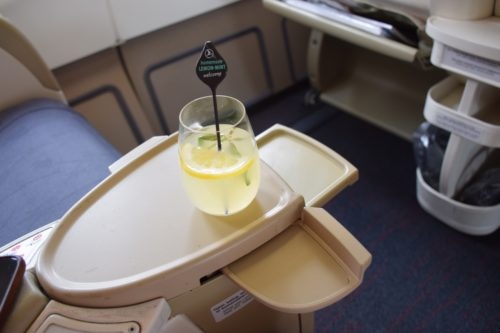 "Turkish Airlines ""Old"" Business Class - Cocktail Tables"