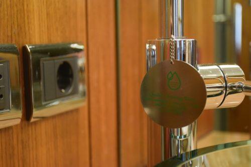 Park Hyatt Istanbul Park Deluxe Twin - Drinking Water Sink