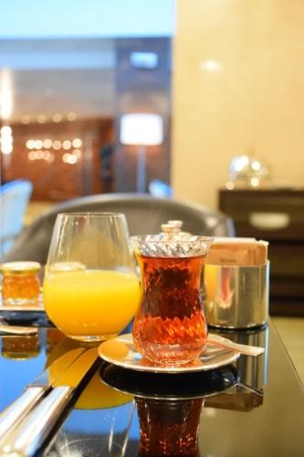 Park Hyatt Istanbul - Turkish Tea