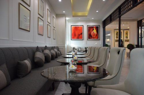 Coral Executive Lounge Bangkok-Don Mueang Restaurant-Style Seating