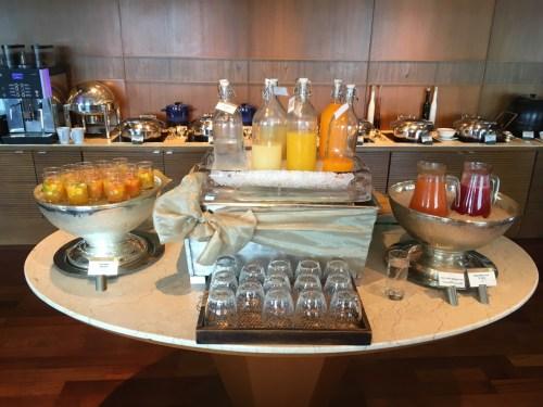 Breakfast Spread - Juices