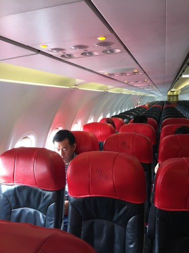 AirAsia HOT Seats