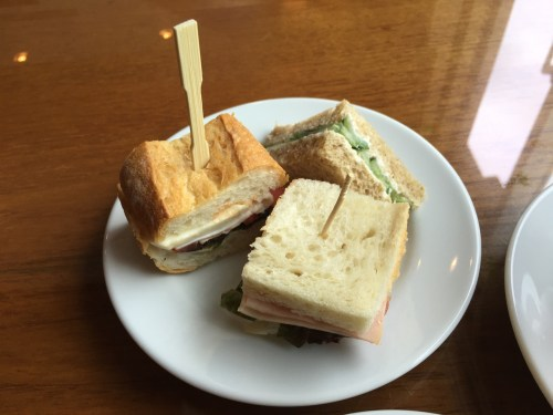 Afternoon Tea - Finger Sandwiches