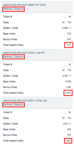 """I earned a 120% bonus on top of the """"50% of distance traveled"""""""