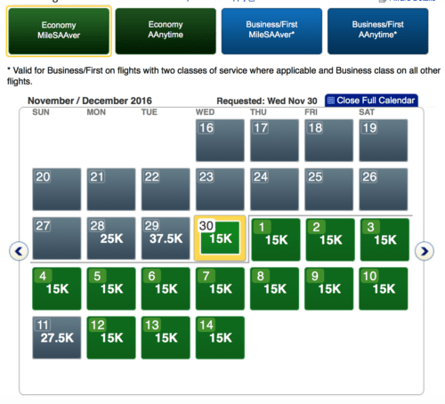 Award availability is great on the new Miami-Havana flights