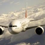Emirates 777-200LR Aircraft