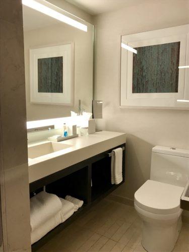 Conrad New York Deluxe Suite - Bathroom