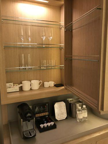 Conrad New York Deluxe Suite - Glassware
