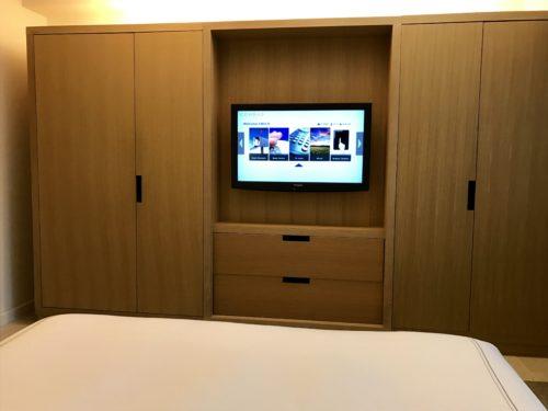 Conrad New York Deluxe Suite - TV