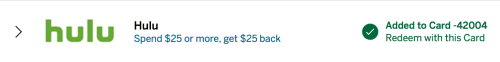 This offer basically makes getting Hulu Plus free, and I want to take advantage of it multiple times!