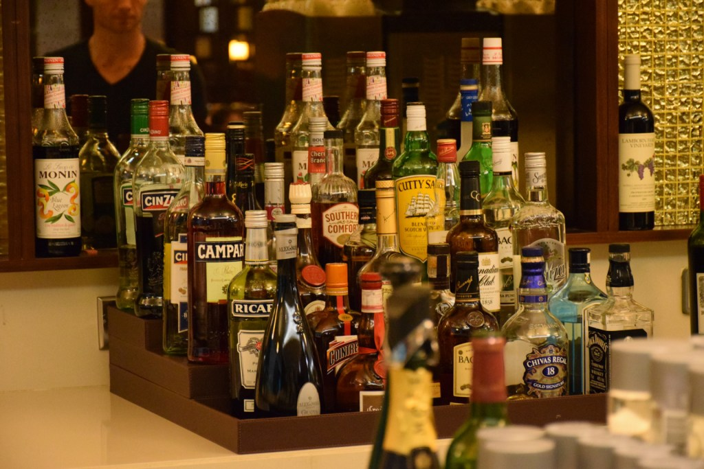 Alcohol Selection