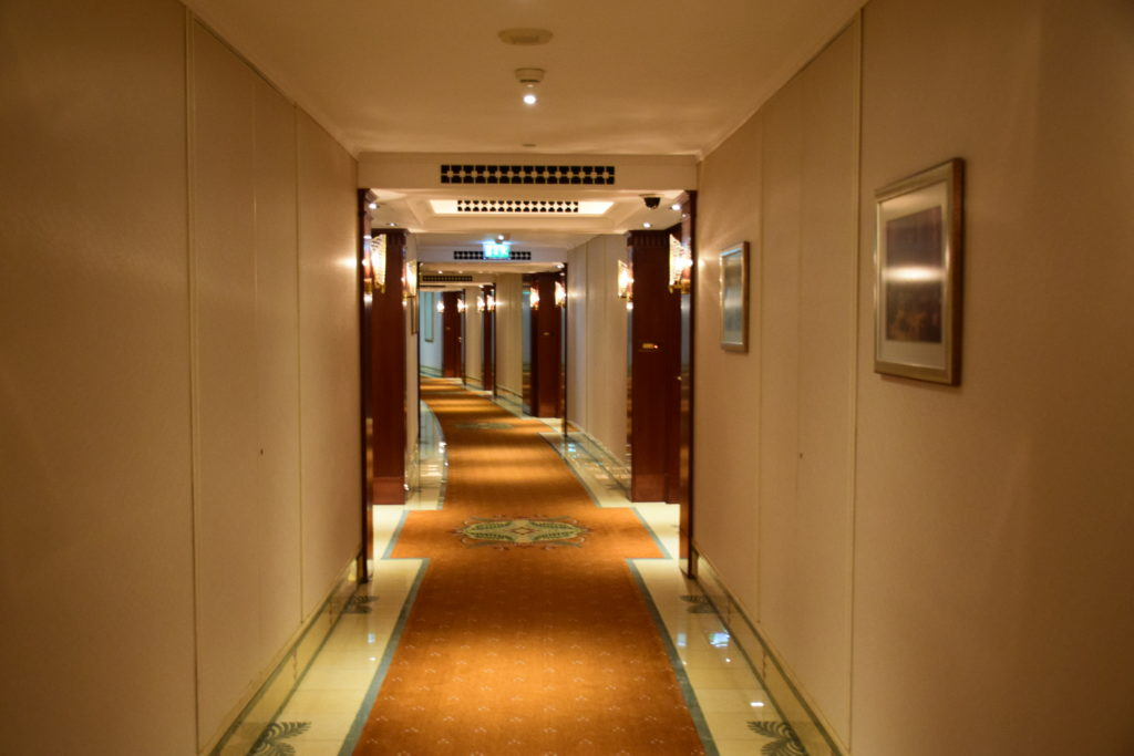 Grand Hyatt Dubai Hallway