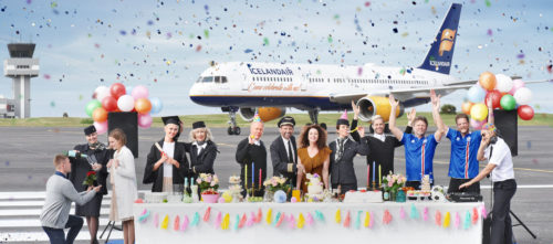 Icelandair is back with a Celebration Stopover Buddy Service
