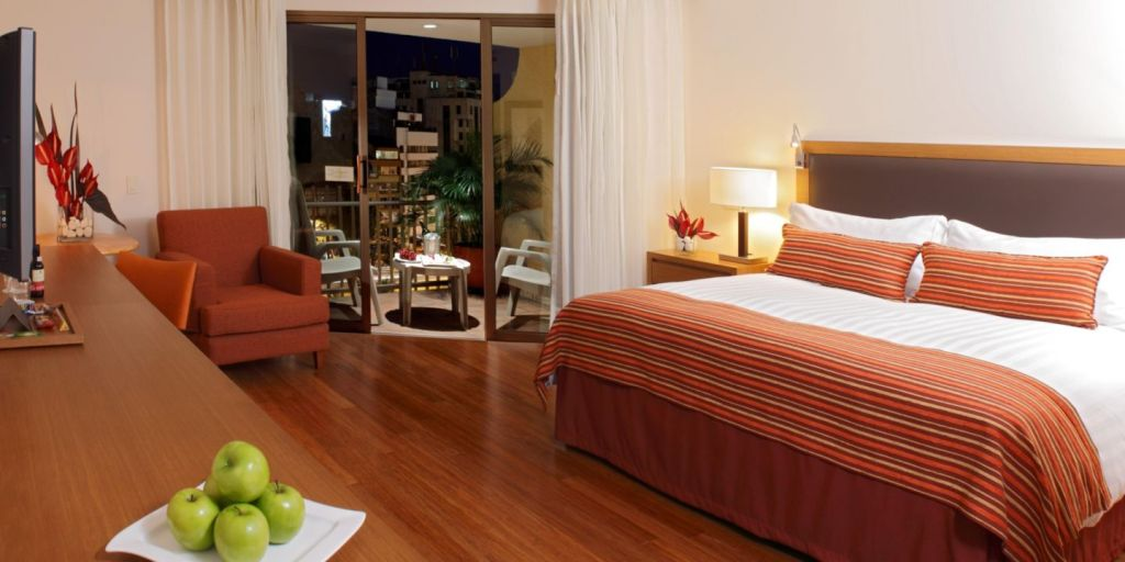 Stay at the InterContinental Cali for 5,000 points per night with IHG PointBreaks!