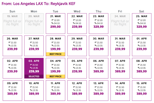 WOW Air is boosting Los Angeles and San Francisco to a daily service next Spring.