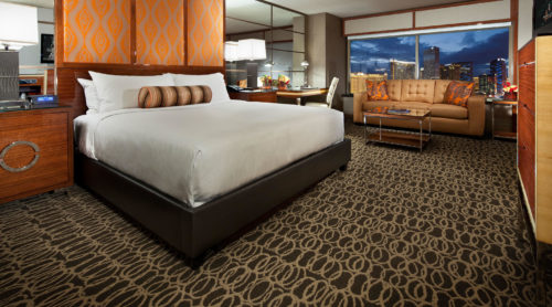 Earn 20% bonus Hyatt points at Las Vegas properties, like the MGM Grand
