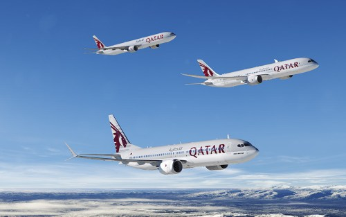 Qatar announced deal with Boeing to purchase up to 100 aircrafts