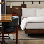 The Refinery Hotel was named one of the Top 40 hotels in NYC