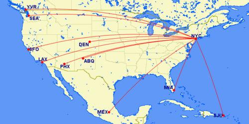 new-york-city-mileage-run-deal-laptoptravel-mileagerun-routemap-january-10-11-2017-flight-details