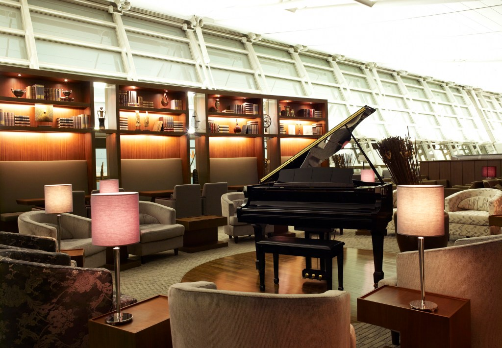 Asiana Lounge at Seoul Incheon International. Source: Priority Pass