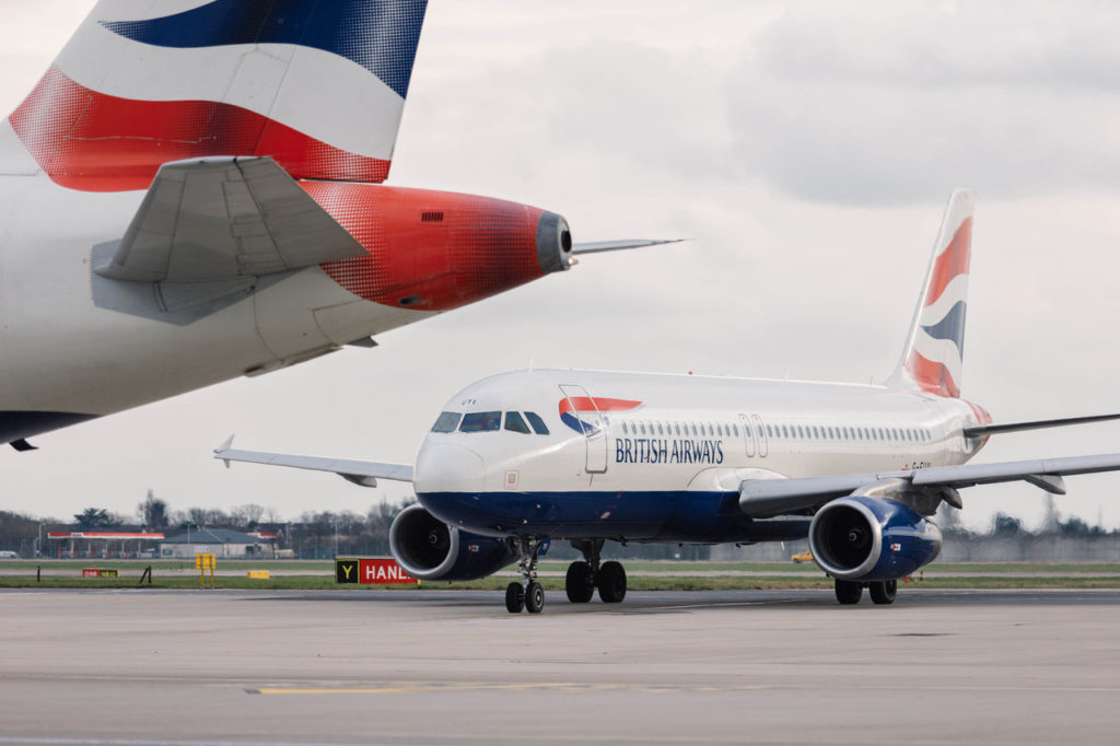 British Airways A320. Stuart Bailey/British Airways