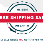 "Norwegian is giving away free flights through their ""Free Shipping Sale"""