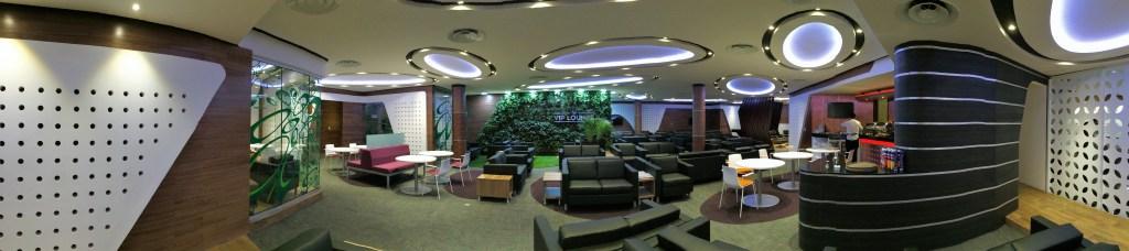 VIP Lounge at Guadalajara Miguel Hidalgo International Airport. Source: Priority Pass