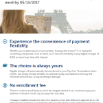 AmEx 10K Extended Payment