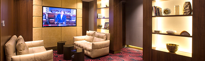 You can buy access to the Etihad Residence Lounge in Abu Dhabi for $100. Source: Etihad