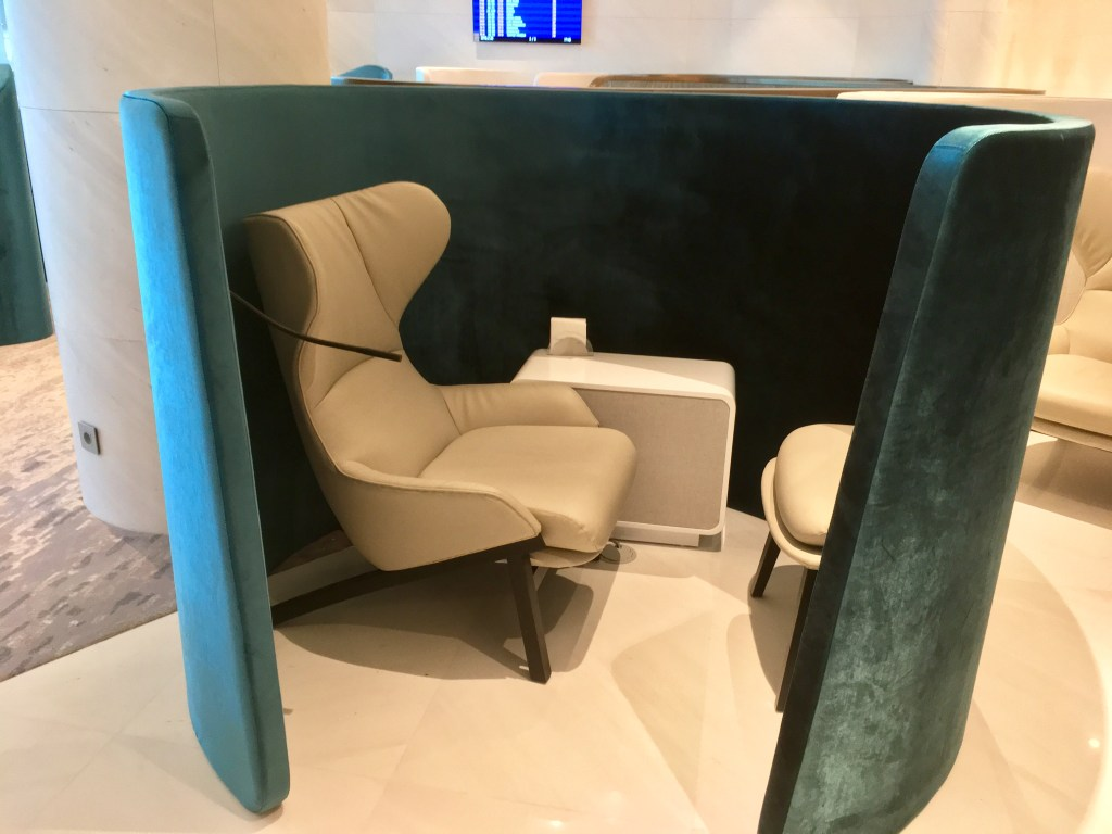 Korean Massage Chair Quick Hit Korean Air New T2 First Class Lounge And Icn