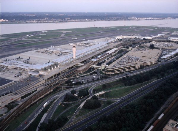 Washington National DCA Has A Problem With Its Free 1