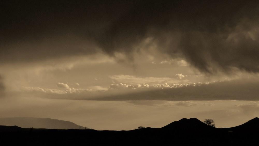 Cloudy skies... (5/6)