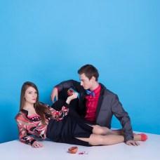 Photography: Silver Gutmann Style: Jane Kukk MUAH: Annika Oper Models: Katrin, Hendrik